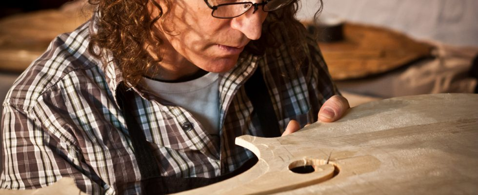 Benedict G Puglisi, Double Bass Maker And Restorer