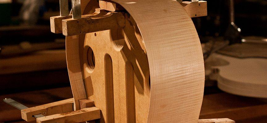 Cello ribs web