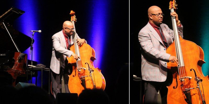 Christian McBride, world renowned jazz bassist