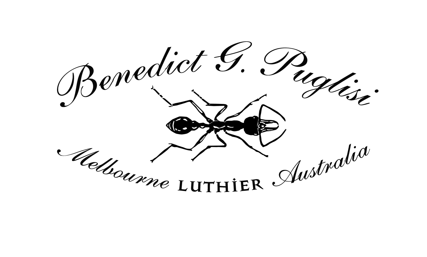 Welcome to Benedict G Puglisi – The Double Bass Maker
